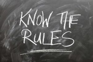 Die 10 Regeln der DGE