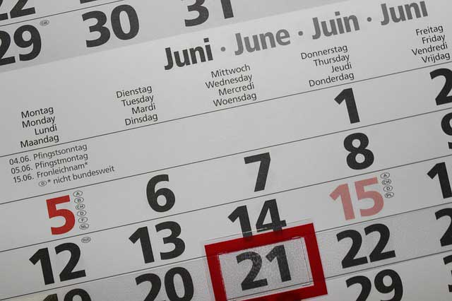 21-Tage-Stoffwechselkur Plan