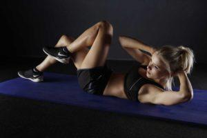 Das bestmögliche Training für Bauch, Beine, Po in den eigenen vier Wänden